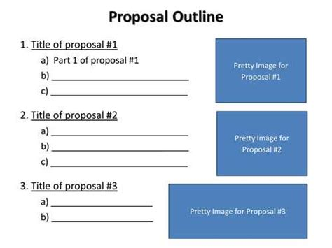 How to write an engineering research proposal